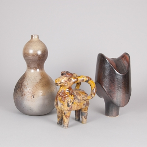 Ceramics from the collection of Gerald Könecke
