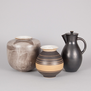 Ceramics by Otto Lindig