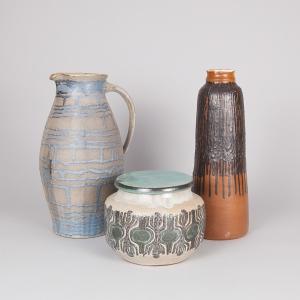 Keramiken von Rosemarie Könecke